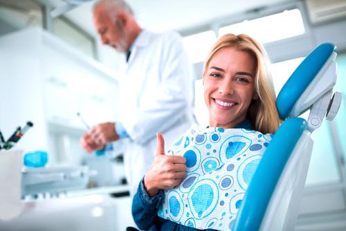 Lachgasbehandlung in der Zahnarztpraxis Dr. Büttner in Hildisrieden